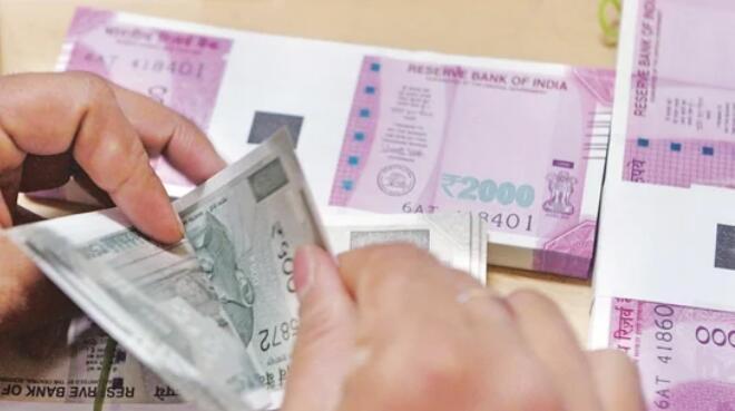 卢比兑美元上涨5派萨收于74.54