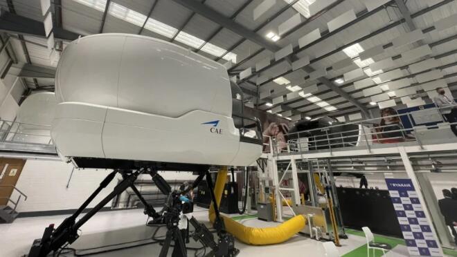 瑞安航空投资5000万欧元建立新的飞行员培训中心