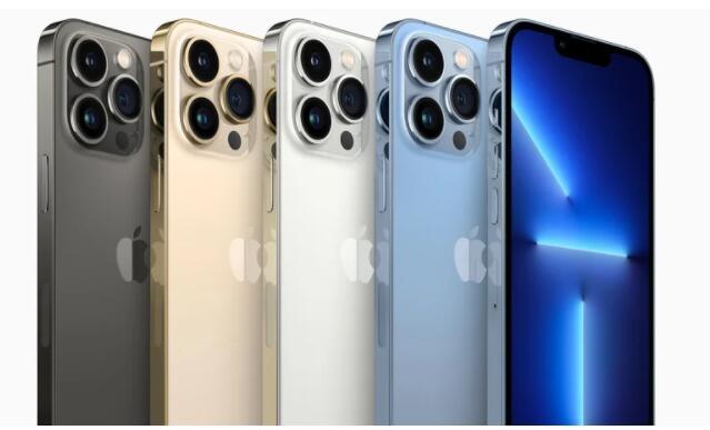 苹果发布iPhone13与Watch7以及新款iPad