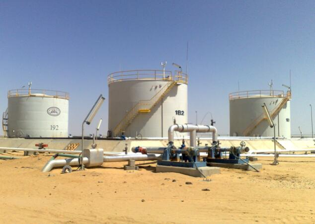 壳牌完成向Cheiron和Cairn出售埃及西部沙漠资产
