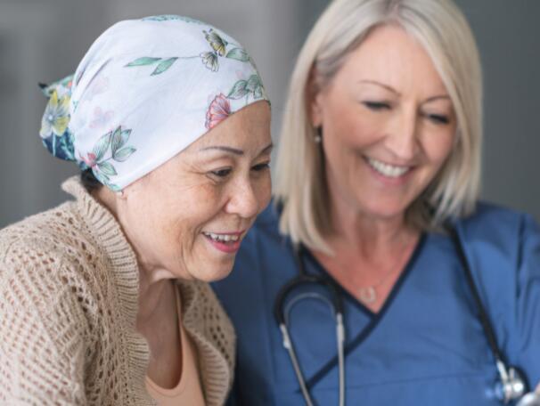 这家势不可挡的癌症治疗公司的股票现已上市
